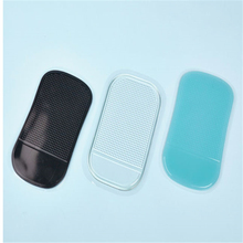 LX-0914 PU Non slip cell phone pad/ PU Car Anti Slip Mat