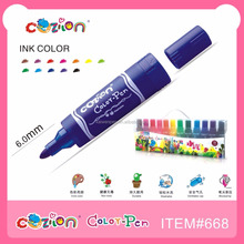 chunky short fat water color pen #668