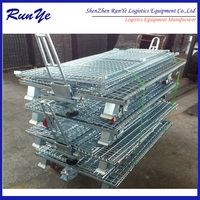Cargo Storage Equipment Security Wire Cage