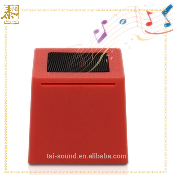 New Design Music Mini Speaker with Bluetooth 3.0 Portable Stereo Speaker