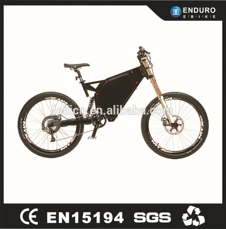1500W High Speed 60Km/H Electric Motorcycle Bike Dirt Bike with the TFT display