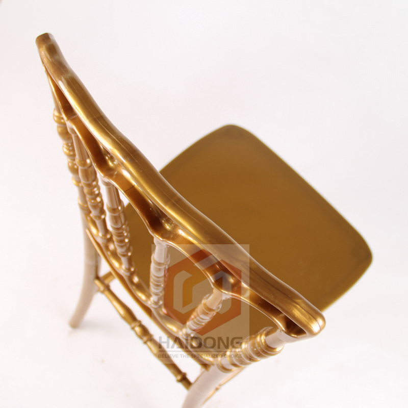 Gold Napoleon Chair for Wedding