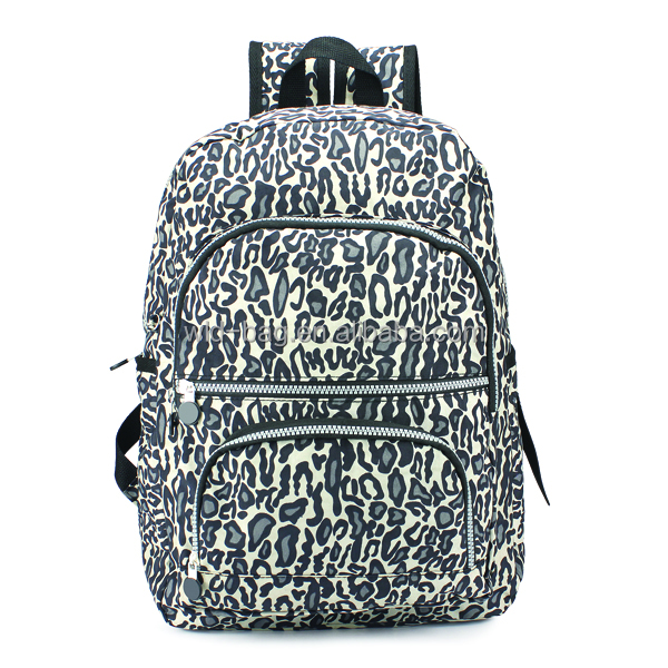Newport Backpack Best Selling Cotton Fabric Backpack School Bag Laptop Travelling Bag