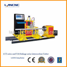 Heavy duty flame pipe cutting machine Tube Master
