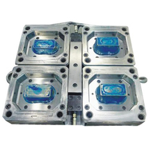 PA plastic moulds plastic injection mould for blow paint bucket mold