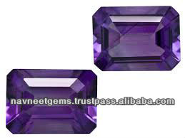 Wholesale Amethyst Gemstones in all shapes from Brazil and Africa, Loose Amethyst