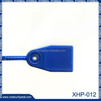 XHP-012 plastic security seals for cash bags