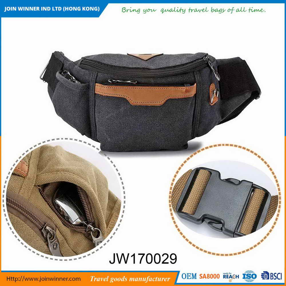 Best Quality Promotional Cell Phone Sling Bag Factory Price