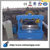 steel sheet products roofing machine