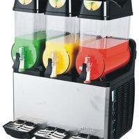 Hot Sale 3 Tanks Slush Machine