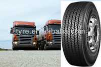 All steel radial tires for bus and truck