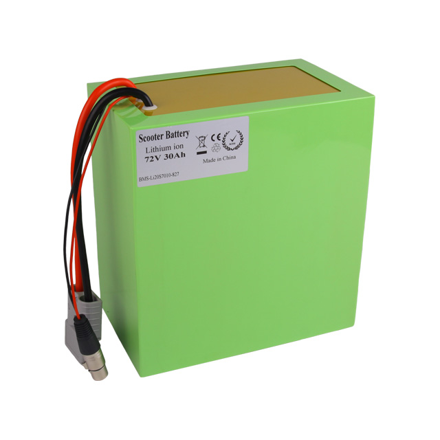 KOK POWER Customized 72V Lithium Battery 20Ah 30Ah 100Ah 200Ah Lithium ion 72V Electric Scooter Battery 40Ah 50Ah 60Ah