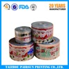 Colourful PET Heat Transfer Label