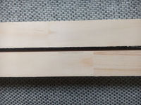 Paulownia pine wood beam finger joint stick laminated scantling
