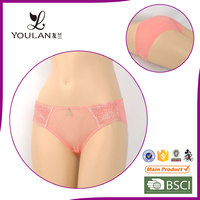 OEM Supply Cute Female Transparent Girls Mini Panty