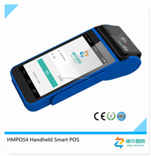5.5 inch Android Mobile POS with 3G,4G,WIFI, BT, PRINTER, MSR,IC, NFC Card Reader