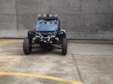 RL-1500 sports ATV with brake booster SBS