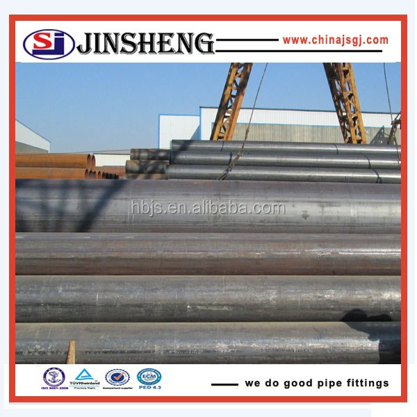 Line pipe API 5L GRB/Piling pipe ASTM A252/A53/ Sewage treatment pipe A179 spiral welded steel pipe