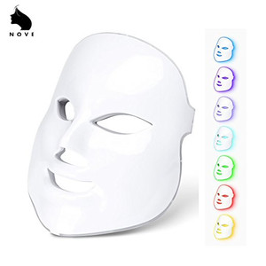 7 Color PDT Photon Skin Rejuvenation Face Whitening Led Facial Mask Light Therapy
