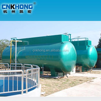 Packaged Customized Sewage Treatment MBR Plant