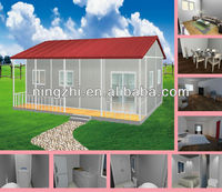fresh design prefab house/steel house/steel homes