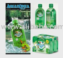 Mineral Water Certified Organic Source-Amazonia Premium Artesian Mineral Water