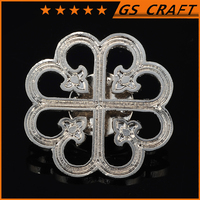 alloy casting custom lapel badge pin without printing