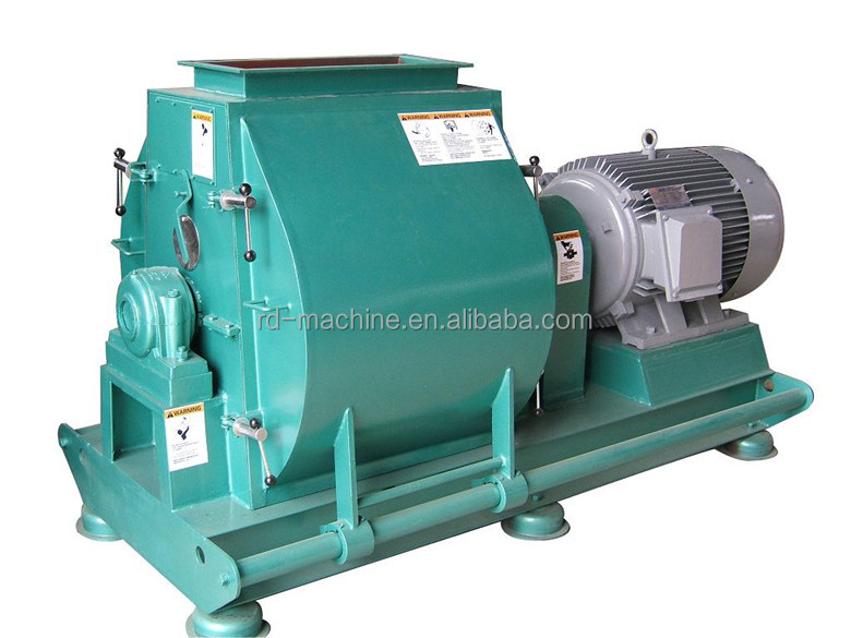 Lower price grinding grain hammer mill