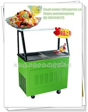 ice machine/ fried ice machine/ ice slusher machine