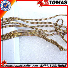 Guangzhou custom 6mm ball chain wholesale