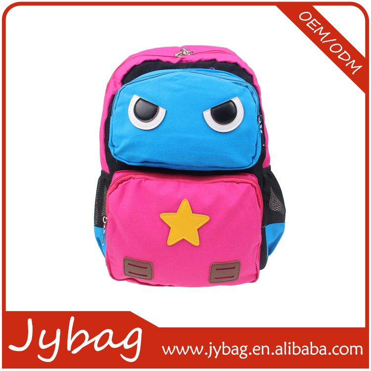 Wholesale customized breathable kids back pack