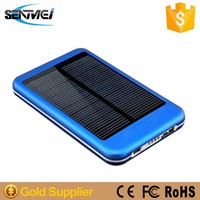 wholesale gifts solar power bank charger,solar charger power bank 6000mah,power bank solar charger