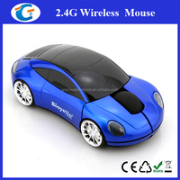 Car Model 2.4Ghz Wireless PC Computer Mouse