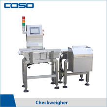 Chinese digital conveyor belt check weight machine with automatic reject system