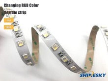 Good Stablity!!! SMD5050 RGBW/RGB CCT Waterproof Flexible Led Lighting Strip with 3 years warranty