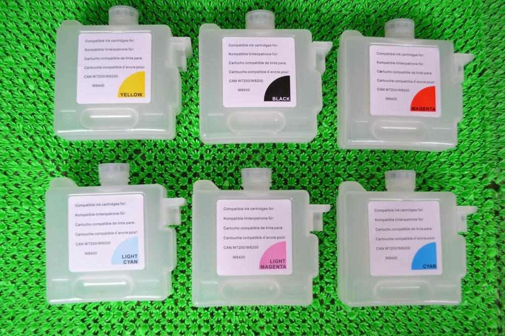 Empty Refill Ink Cartridge BCI-1411 1421 for canon ipf 8200