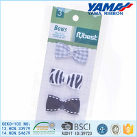 YAMA direct sale polyester bow hair accessories for women
