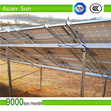 new energy of fixed solar mounting brackets