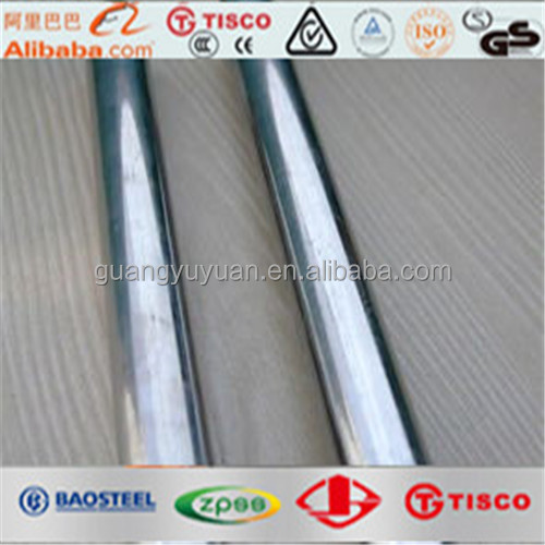 Stainless steel round/square/angle bars 201