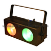 2 Eyes LED Audience Blinder COB, 2x60W, RGB 3-in-1