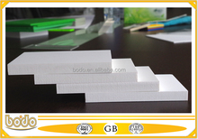 PVC foam sheets/ high density polyurethane foam panels