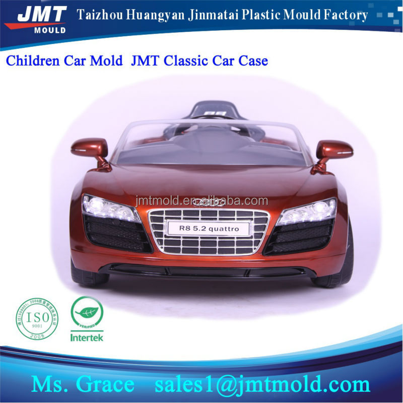 OEM mold maker baby car mold plastic injection mould toys