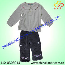 children clothes, kid wear, girls pants,white blouse