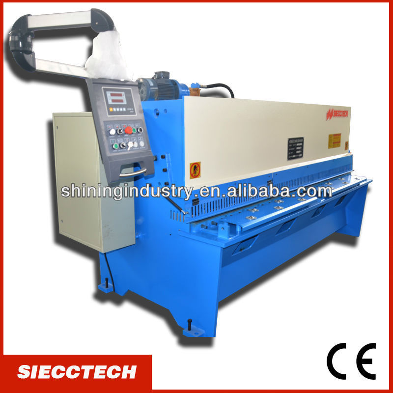 "INT'L QUALITY""SIECCTECH""-QC12Y 10X3200 SHEAR MACHINE/QC12Y 10*3200 SHEAR MACHINE"