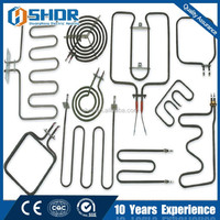 Food Heating Oven SUS304 Spiral Heater Heating Element
