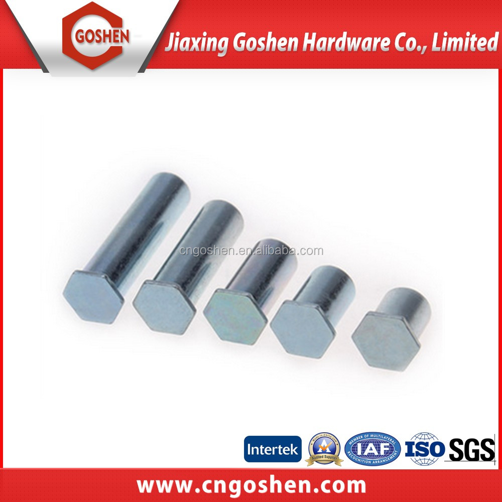M6 hex flat head Rivet nut