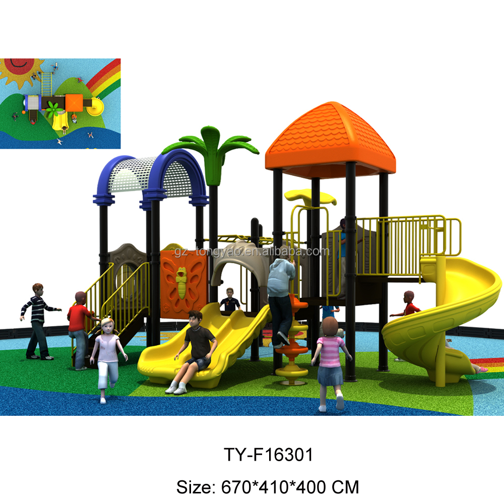 Latest high quality multiple colorful tube playground equipment for mcdonalds