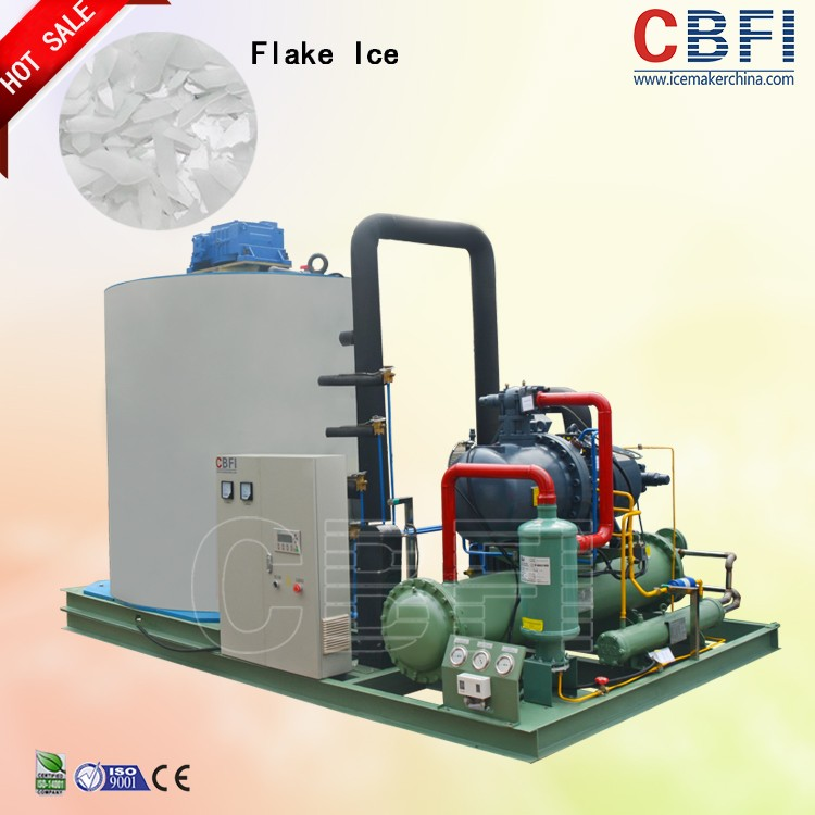 flake machine commercial