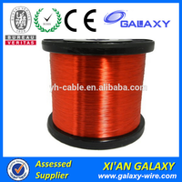 Hot Sale IEC Certificated QZY Insulating Varnish Transformer Copper Wire/Winding Enameled Coated Copper Wire For Speaker