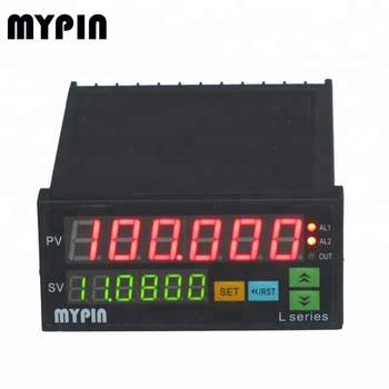 MYPIN Real-time monitoring Single phase 48*96mm DC Digital Amp/Munite Meter